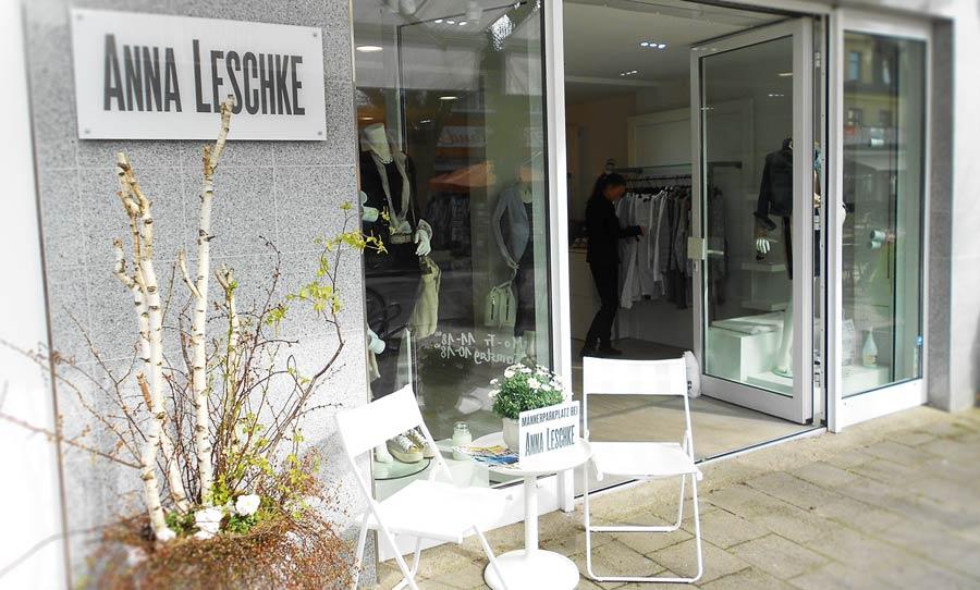 Modeboutique Warnemuende Anna Leschke Geschaeft Von Aussen