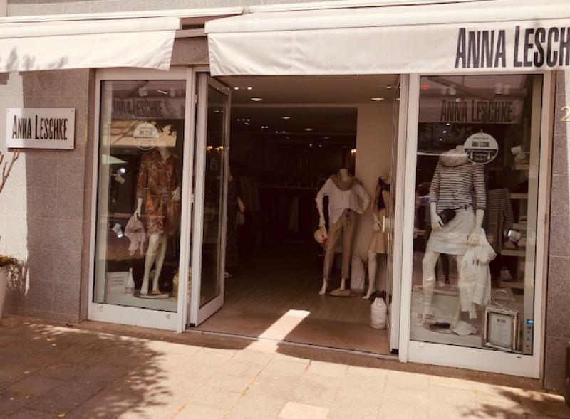 Anna Leschke Boutique Mode Geschaeft
